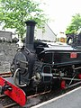 Ffestiniog Railway locomotive Linda 03.jpg