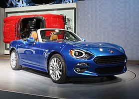 Image illustrative de l'article Fiat 124 Sport Spider