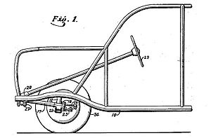 Soybean car - Image: Fig 1 patent 2,269,452