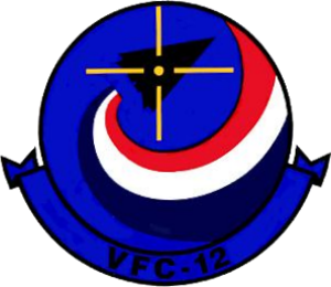 VFC-12 - Image: Fighter Squadron Composite 12 (US Navy) insignia c 2015
