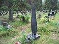 Finnish artist Kalervo Palsa's gravestone - panoramio.jpg