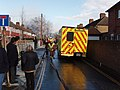 Fireman running out hose - geograph.org.uk - 352073.jpg