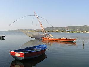 Aitoliko - Fishermen