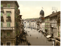 Fiume, the Corso, Croatia, Austro-Hungary WDL325.png