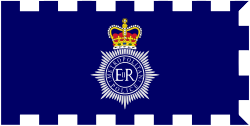 Flag of the Metropolitan Police