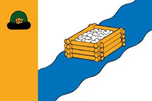 Ryazhsk - Image: Flag of Ryazhsk (Ryazan oblast)