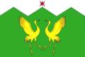 Flag of Shushenskoe (Krasnoyarsk krai).png