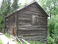 Flax Mill, gable end, Skansen, Stockholm.jpg