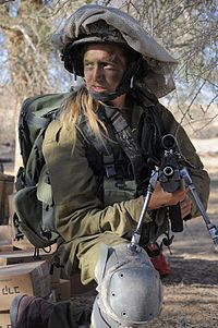 Flickr - Israel Defense Forces - Becoming A Soldier of the Caracal Battalion (15)