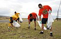 Flickr - Official U.S. Navy Imagery - Sailors conduct roadside cleanup..jpg