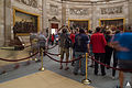 Floor Protection Installed in Capitol Rotunda (20353201115).jpg