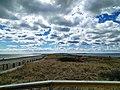 Fluffy Clouds Hide The Sun Over Duxbury Beach (214465457).jpeg
