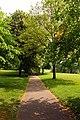 Footpath across Royal Victoria Park - geograph.org.uk - 2069288.jpg