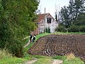 Footpath at Bag Enderby - geograph.org.uk - 577748.jpg