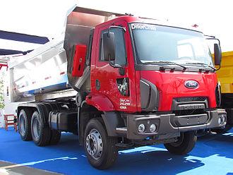 Ford Cargo - 2012 Ford Cargo 2628