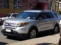 Ford Explorer XLT 3.5 2012 (16539428624).jpg