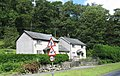 Forestry Commission houses at Ganllwyd - geograph.org.uk - 499718.jpg