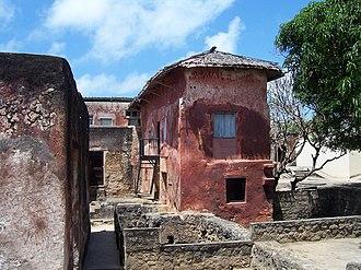 Fort Jesus - Image: Fort Jesus, Mombasa 2