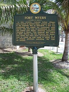 Battle of Fort Myers American Civil War battle in Florida