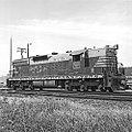 Fort Worth and Denver City, Diesel Electric Road Switcher No. 855 (15901202620).jpg