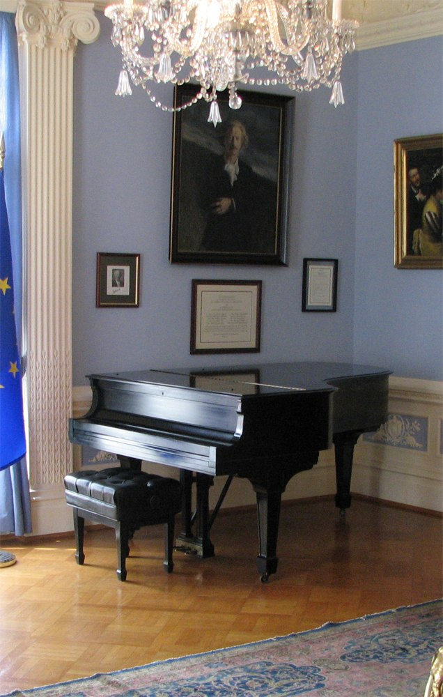 Fortepian Paderewskiego