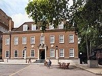 Foundling Museum -Brunswick Square -London -15July2009.jpg