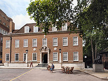 Foundling Museum -Brunswick Square -London -15July2009.jpg