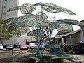Fréderic Keiff, L'Arbre à Palabres, Installation 2007 12.jpg