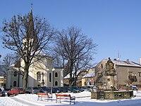 Frýdlant nad Ostravicí, Náměstí 01.jpg