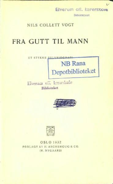 File:Fra Gutt til Mann.djvu