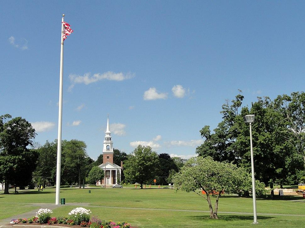Framingham Centre Common - Framingham, Massachusetts - DSC00474