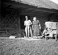 France Mehle z ženo, Paradišče 1949.jpg