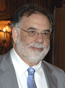O director, guionista y productor estatounitense Francis Ford Coppola.