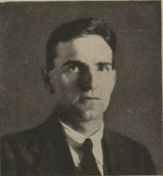 Frank Hodges (trade unionist) - Image: Frank Hodges