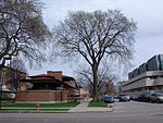 Frank Lloyd Wright - Robie House 1.JPG
