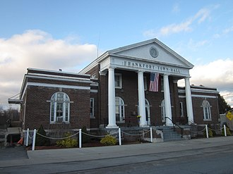 Frankfort (town), New York - Town Hall