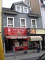 Frankfurt-Bockenheim, Leipziger Straße 26, aktuelle Hausansicht des früheren Café Dülk.JPG