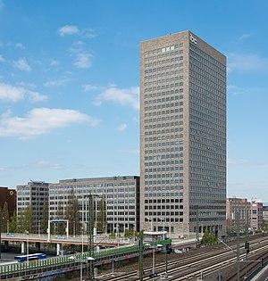 IBC Tower - Image: Frankfurt IBC.20130423