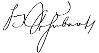 Franz Schubert Signature.svg