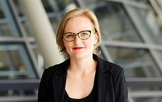 Franziska Brantner German politician of the Green Party