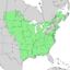 Fraxinus pennsylvanica range map 3.png