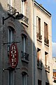 Fred hotel, 11 avenue Villemain, 75014 Paris, 2007.jpg