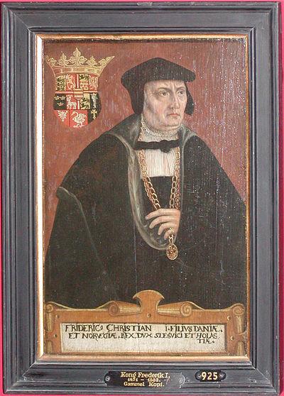 Federico I de Dinamarca