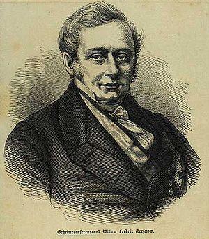 Frederik Treschow - Image: Frederik Treschow 1786 1869