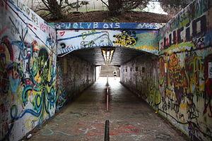 Free Expression Tunnel - Free Expression Tunnel