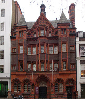 French Protestant Church of London - French Protestant Church in Soho Square