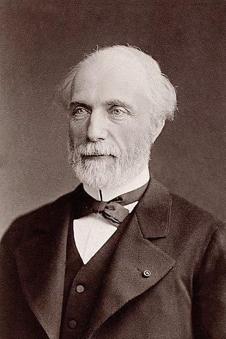 Charles de Freycinet - Freycinet (ca.1880) by Nadar