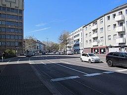Friedrich-Ebert-Straße in Gütersloh