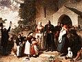 Friedrich Bischoff - Die Gratulanten 1861.jpg