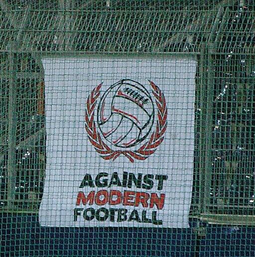 Fußballanhänger(Ultras Hapoel Tel Aviv)